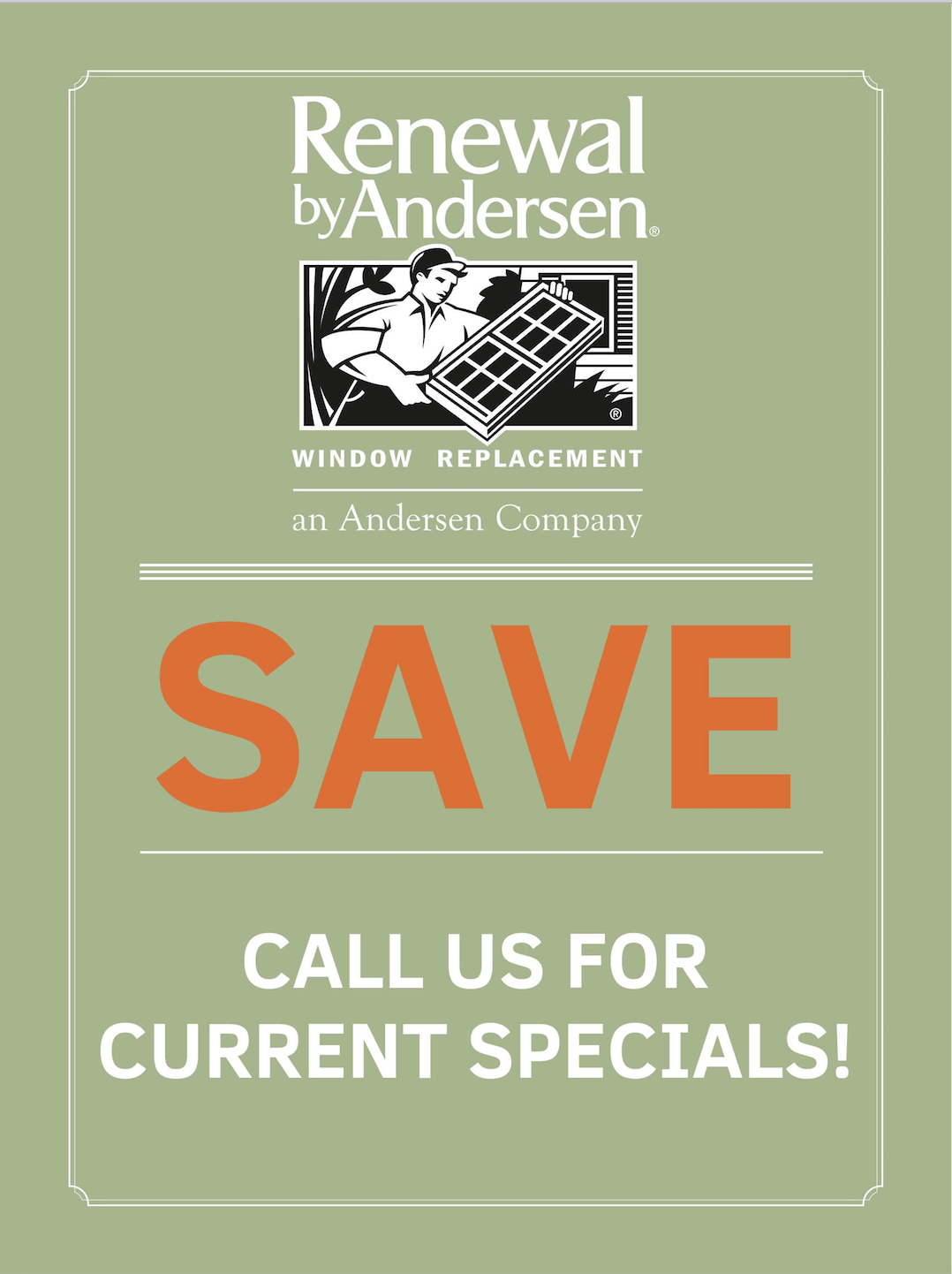 Renewal by Andersen Windows Lansing, MI | Window Replacement & Patio on